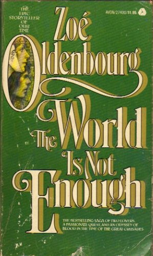 9780380006526: World Is Not Enough, The