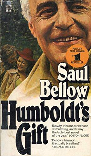 9780380006557: Humboldt's Gift