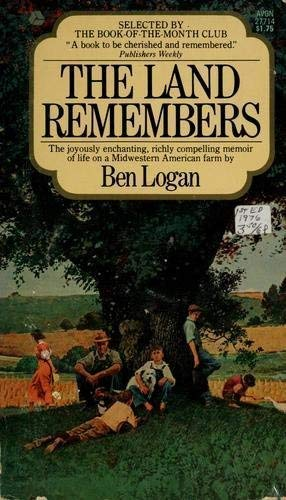9780380006632: THE LAND REMEMBERS: The Story of a Farm and Its People