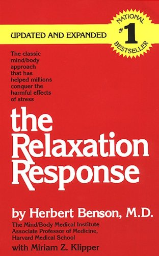 9780380006762: The Relaxation Response