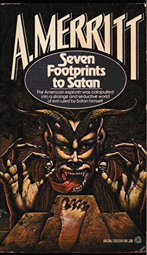 9780380006908: Seven Footprints to Satan