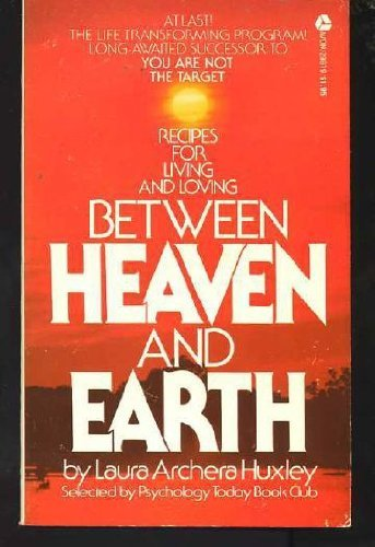 9780380007042: Between Heaven and Earth