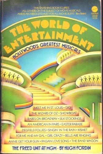 9780380007547: World of Entertainment