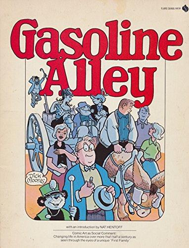 9780380007615: Gasoline Alley (A Flare book)