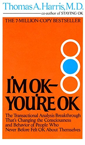 9780380007721: I'm OK-You're OK