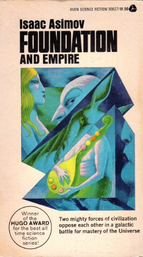 Foundation and Empire: Asimov, Isaac