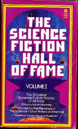 1: The Science Fiction Hall of Fame: Silverberg, Robert