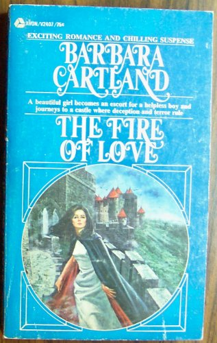 9780380008223: The Fire of Love