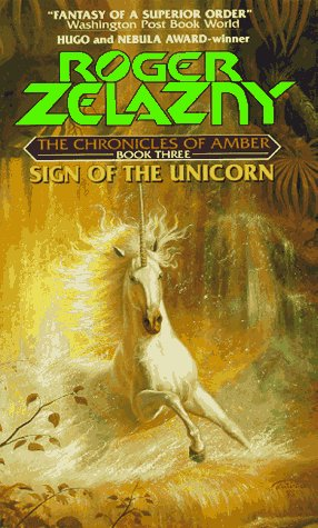 9780380008315: Sign of the Unicorn (The Chronicles of Amber #3)