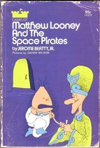 9780380008483: Matthew Looney and the Space Pirates