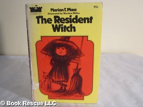 9780380008520: Resident Witch