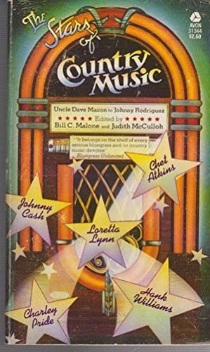 9780380008674: Stars of Country Music