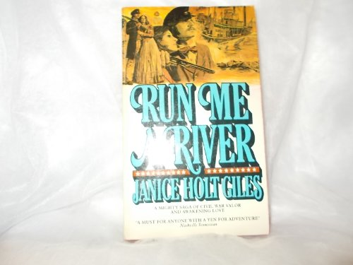 9780380008759: Run Me a River