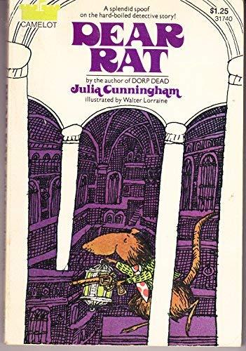 9780380009084: Dear Rat