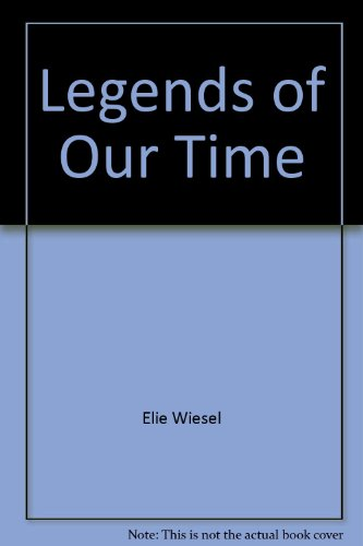 9780380009312: Legends of Our Time
