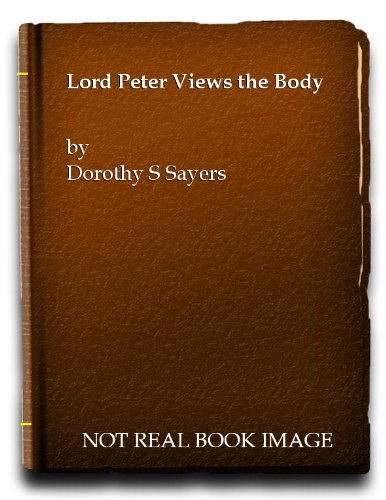 9780380009466: Lord Peter Views the Body
