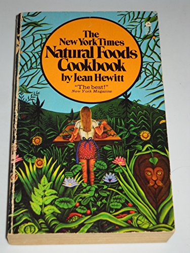 9780380009510: New York Times Natural Foods Cookbook