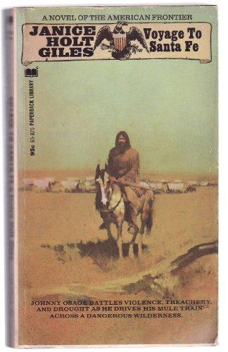 9780380009657: Voyage to Santa Fe