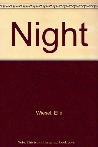 9780380009954: Night