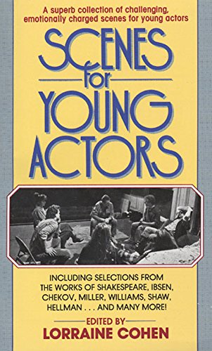 9780380009978: Scenes for Young Actors