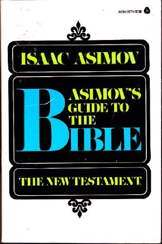 9780380010318: Asimov's Guide to the Bible, Vol. 2: The New Testament