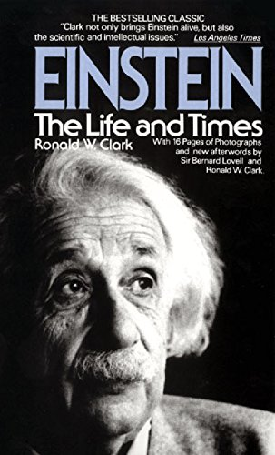 9780380011599: Einstein: the Life and Times