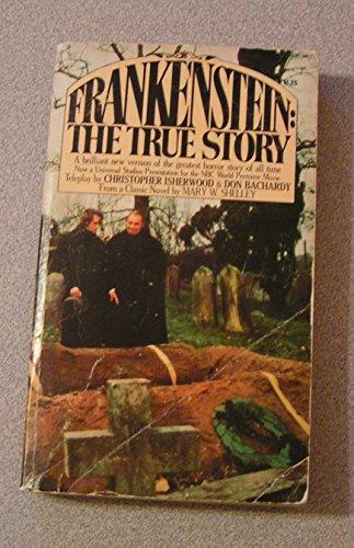 9780380011971: Frankenstein: The True Story