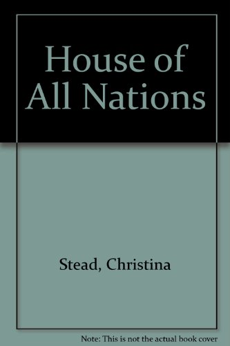 9780380012596: House of All Nations