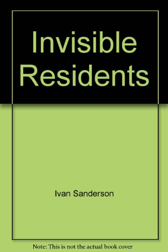 9780380013043: Invisible Residents