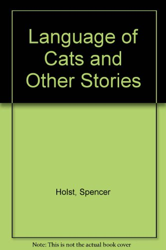 9780380013173: Language of Cats and Other Stories