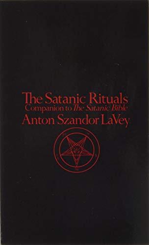 9780380013920: The Satanic Rituals: Companion to the