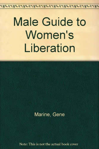 9780380014071: Male Guide to Women's Liberation