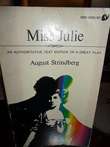 9780380014163: Miss Julie