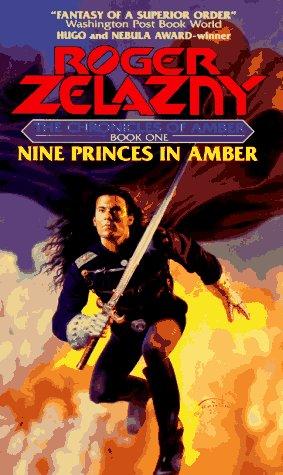 9780380014309: Nine Princes in Amber
