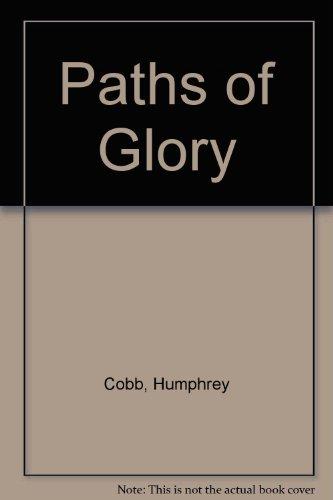 9780380015054: Paths of Glory