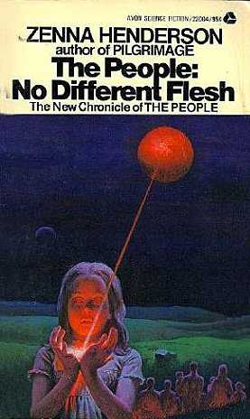 9780380015061: The People: No Different Flesh