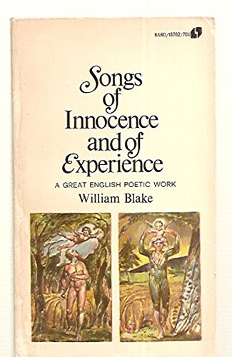9780380015573: Songs of Innocence and of Experience