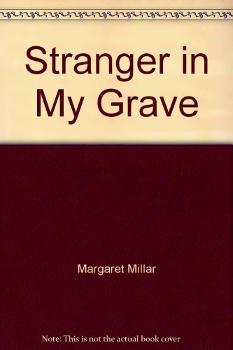 9780380015634: Stranger in My Grave