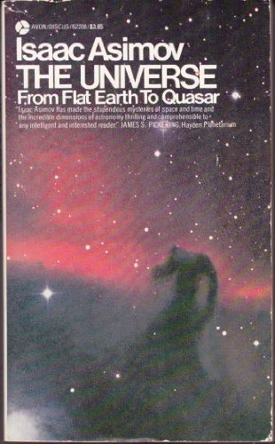 9780380015962: Universe from Flat Earth to Quasar