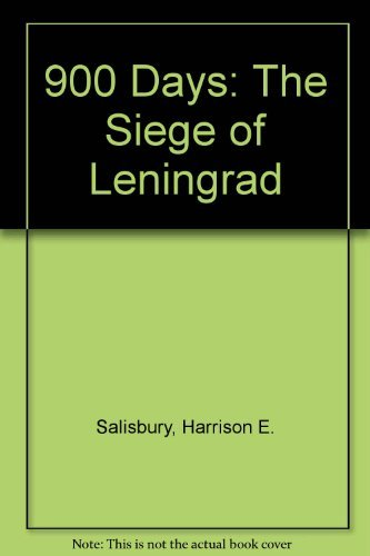 9780380016341: 900 Days: The Siege of Leningrad