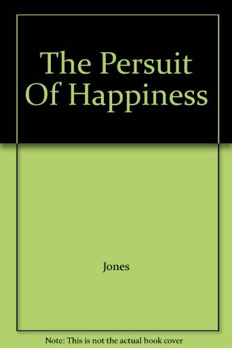 9780380016600: The Persuit Of Happiness