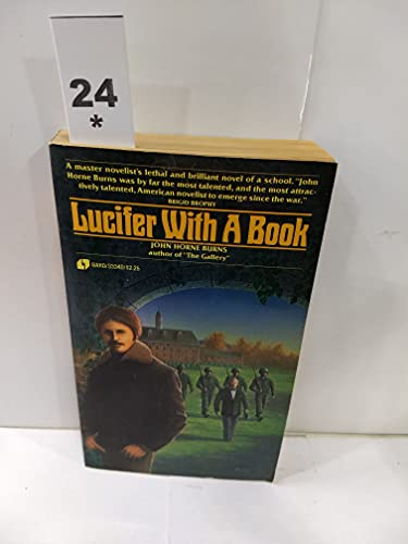 9780380016662: Lucifer with a Book (Bard Book)