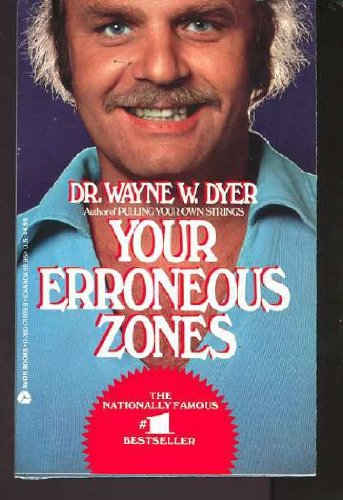 9780380016693: Your Erroneous Zones