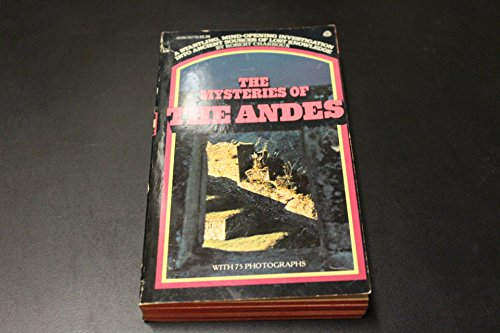 9780380017027: The mysteries of the Andes