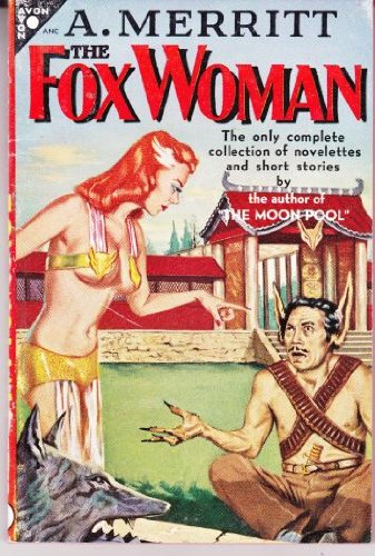 9780380017096: Fox Woman and Other Stories