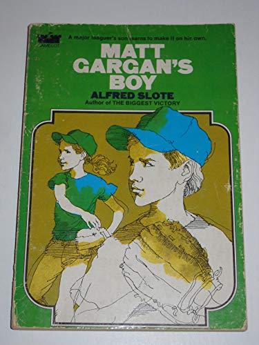 Matt Gargan's Boy: Slote, Alfred