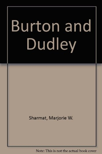 9780380017324: Burton and Dudley
