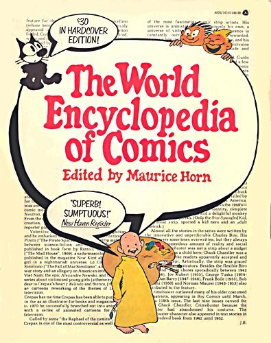 9780380017355: World Encyclopedia of Comics