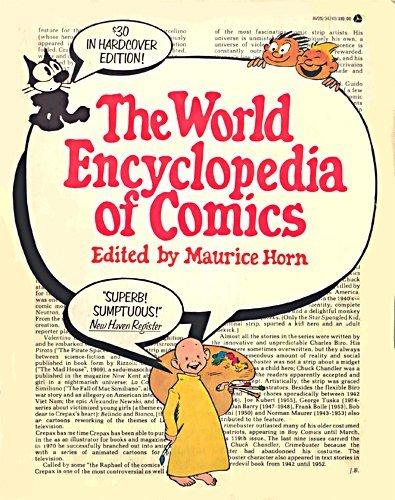 9780380017355: The World Encyclopedia of Comics