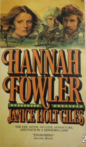 9780380017409: Hannah Fowler